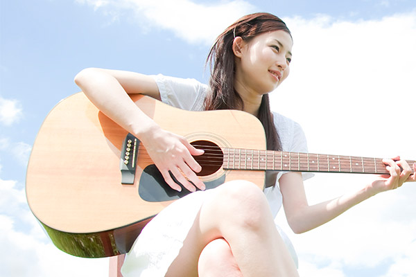 湘南 アコースティックギターコース