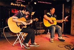 アコースティックギターコース 小島 杏介さん